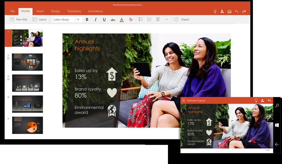 Microsoft ofera gratuit testarea aplicatiilor pentru desktop ale Office 2016