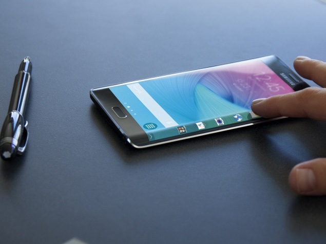 Samsung Galaxy S6 va avea un ecran care acopera trei laturi ale telefonului